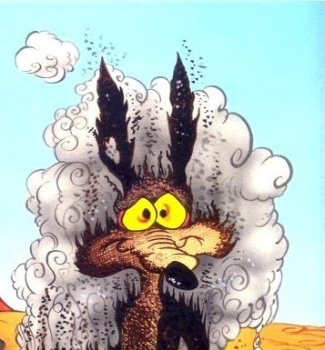 Obama As Wile E Coyote Youviewed Editorial