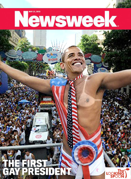 from Adonis obama gay cover up