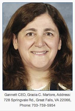 Gannett Gracia Martore