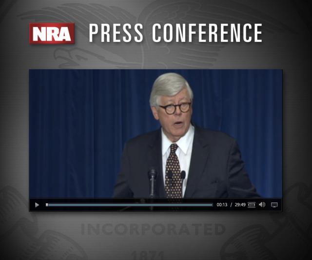 NRA Presser