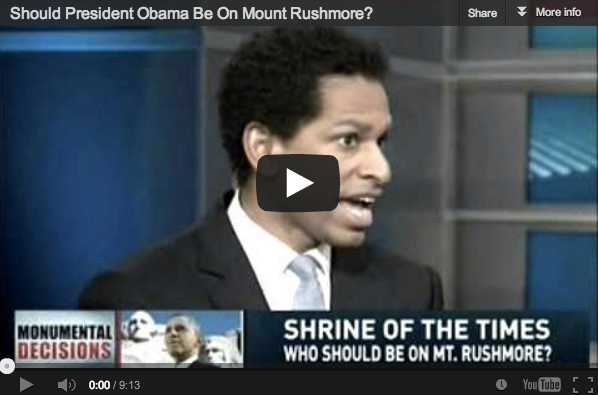 Obama Mt Rushmore