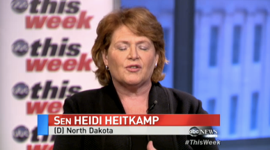 Sen Heidi Heitkamp