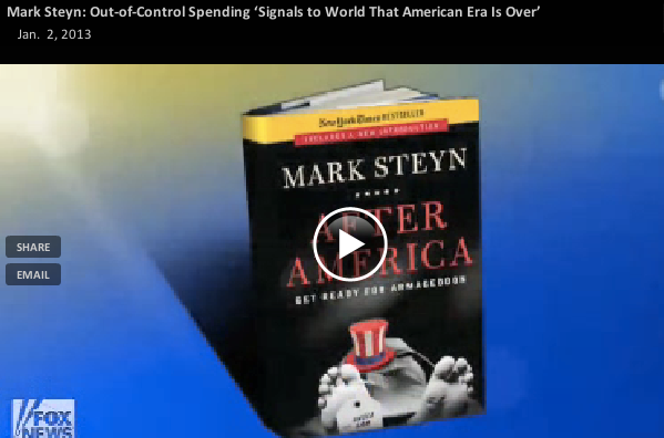 Steyn On Spending