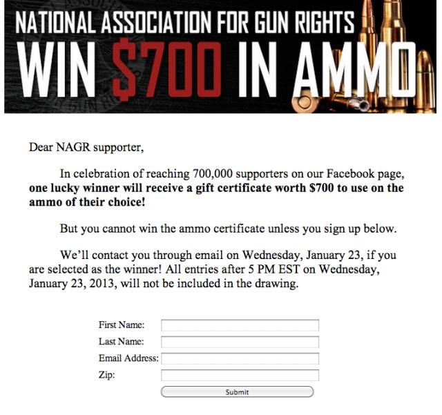 Win Ammo