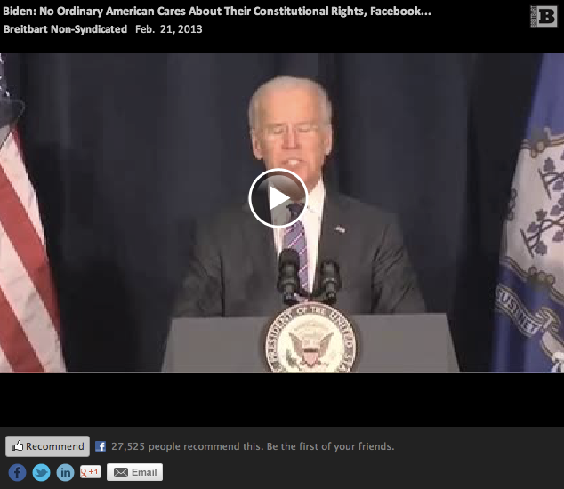 Biden - Constitutional Rights