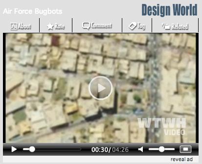 Bug Bot Drones