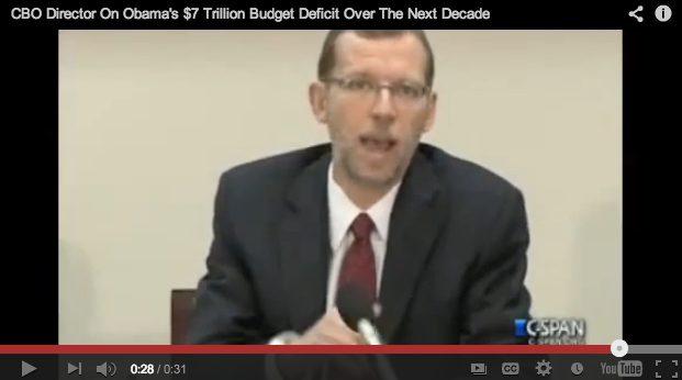 CBO 7Trillion Deficit