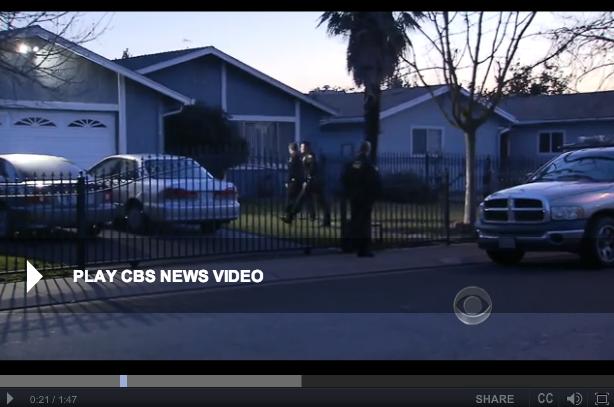 CBS Gun Confiscation