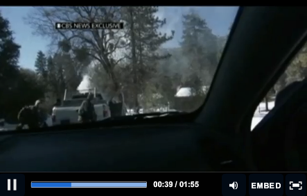 Dorner Shootout Video