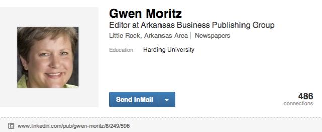 Gwen Moritz