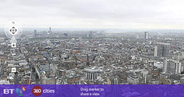 Panorama London