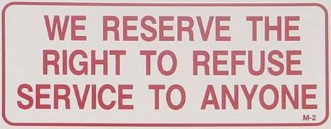 Refuse Service