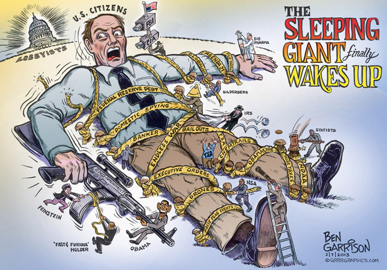 Sleeping Giant Awakes