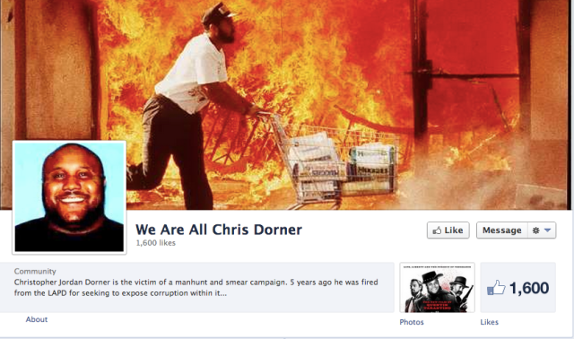 We Are All Chris Dorner