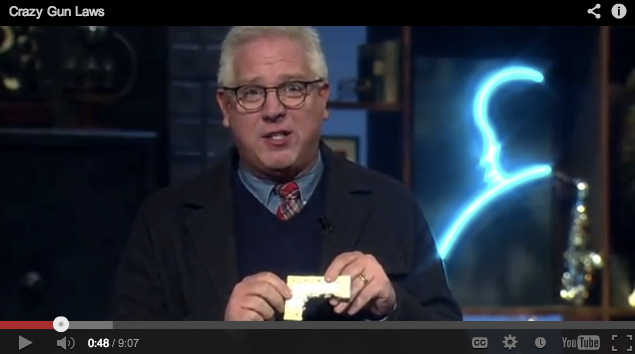 Glenn Beck School Guns