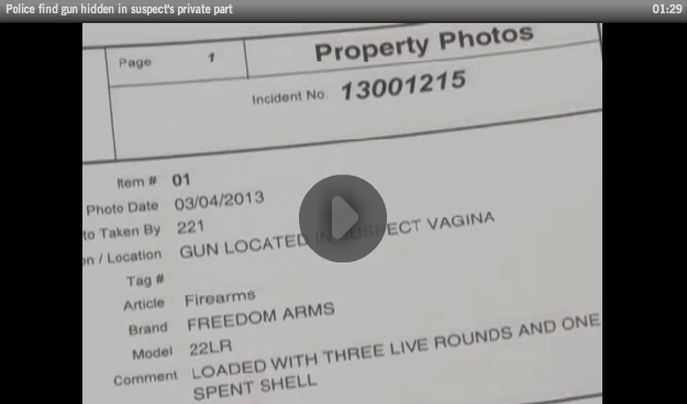 Pussy Pistol