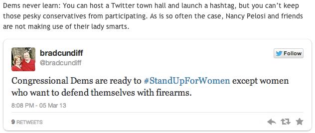 #StandUpForWomen