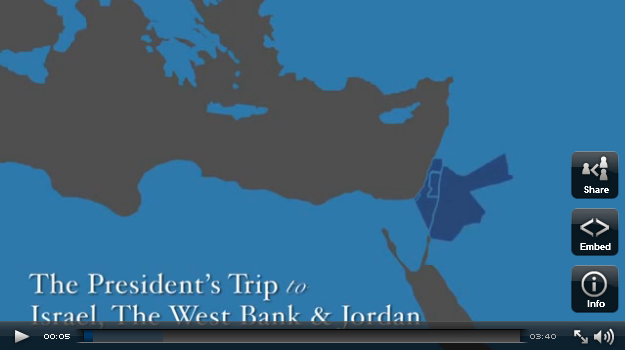White_House_Israel_Map