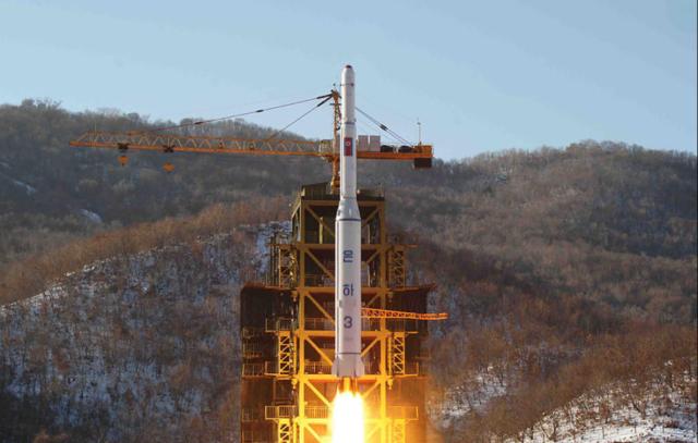 NK_Unha-3_Rocket