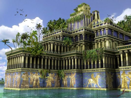 hanging gardens of babylon and nebuchadnezzar See what the hanging gardens of babylon looked like and how they were constructed.