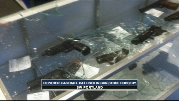 bat gunstore robbery