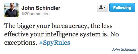 Spy Rule