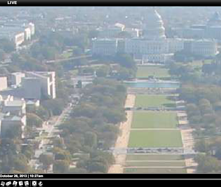 Capitol Reflecting Pool Cam