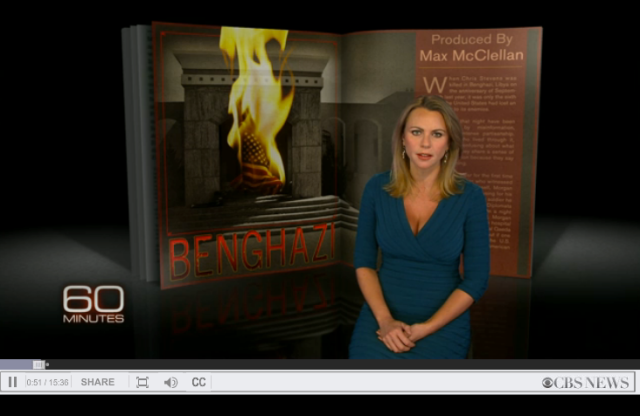 CBS Benghazi Report