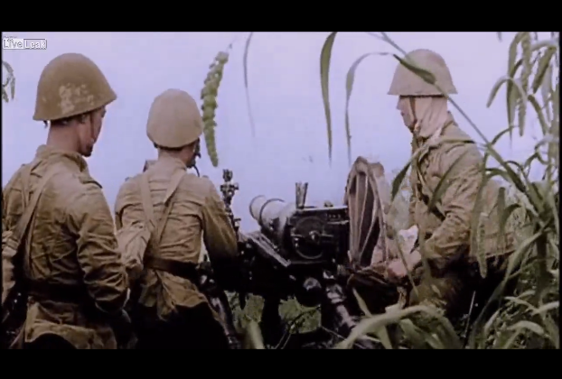 WWII Footage