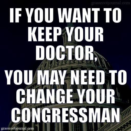 Change Your Congressman