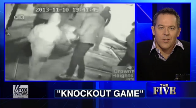 Greg Gutfeld Knockout Game