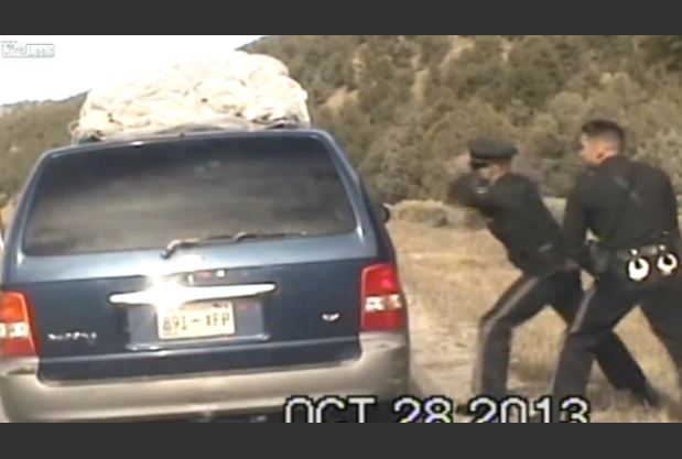New Mexico Thug Cops