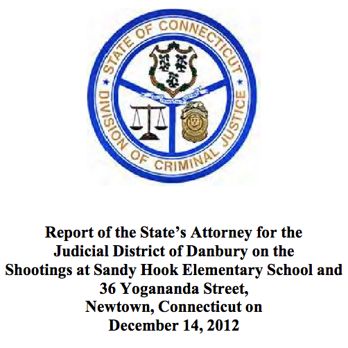 Sandy Hook Report