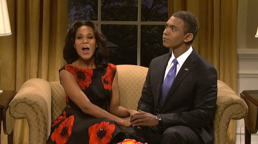SNL Michelle Obama Oprah