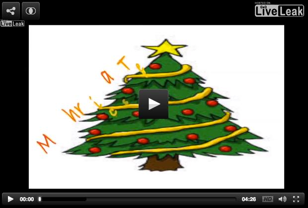Christmas Tree Prank