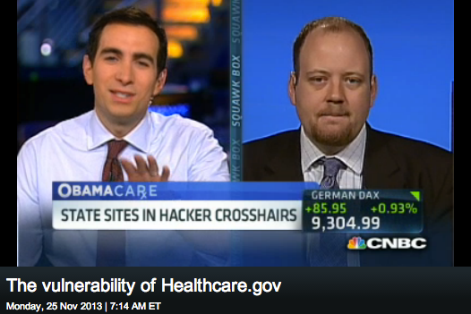 HEALTHCARE.GOV Security