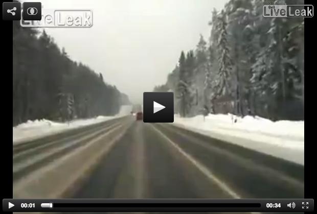 Horrific Car Accident
