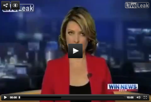 News Bloopers 2013