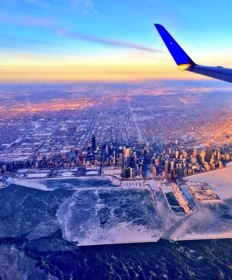 FROZEN CHICAGO