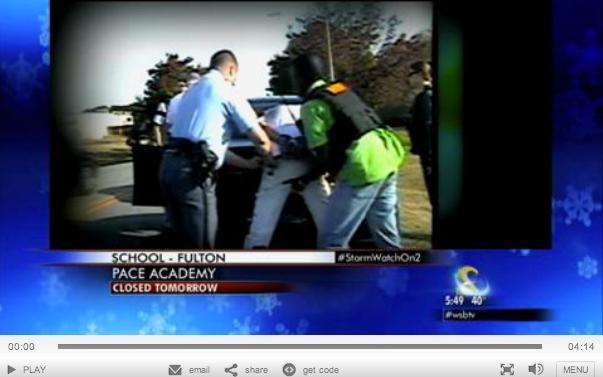 GA Police Roadside Strip Searches