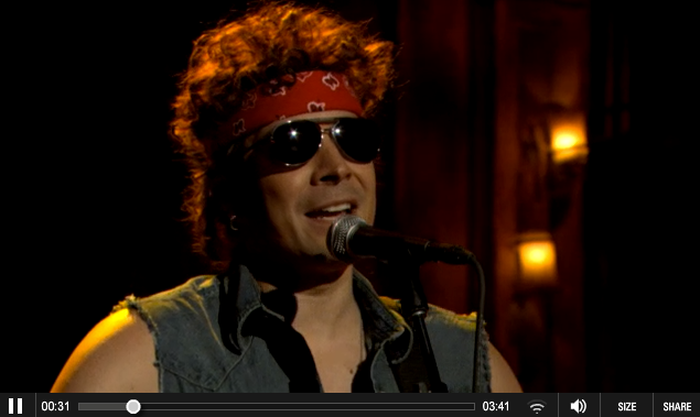 Jimmy Fallon Springsteen Bridgegate