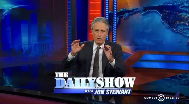 Jon Stewart Pizzagate