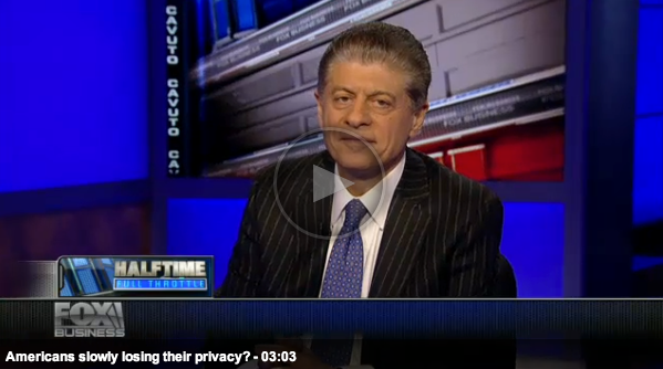 Judge Napolitano On Cavuto