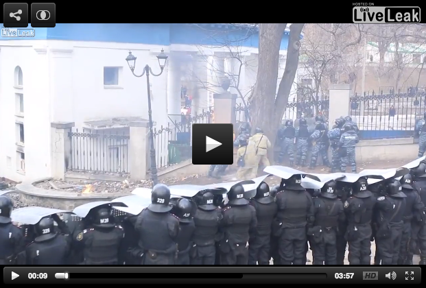 Kiev Molotovs