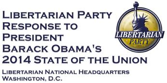 Libertarian SOTU