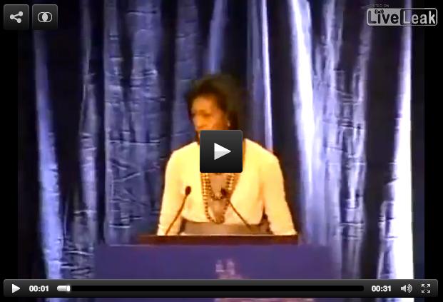Michelle Calls Kenya Obama's Home
