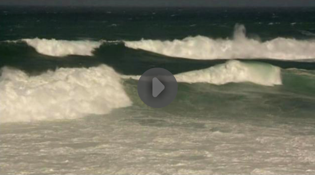 Monster Hawaiian Surf