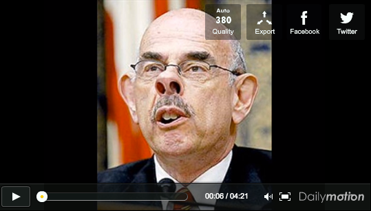 Waxman vs The Constitution