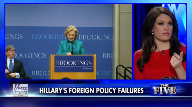 Hillary Failures