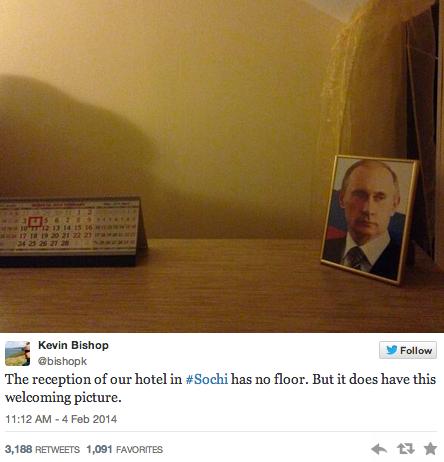 SochiReporters Tweet